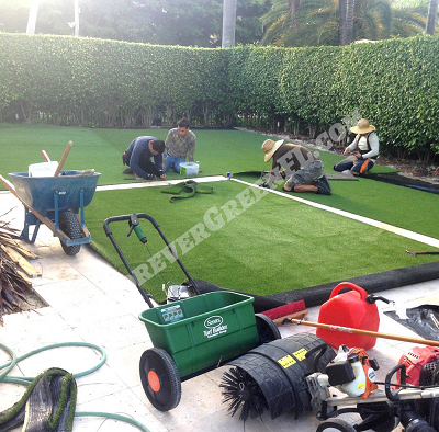 synthetic grass installers west palm beach