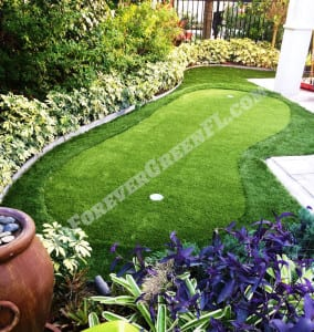 putting green installation west palm beach